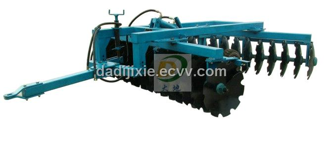 Heavy duty disc harrow