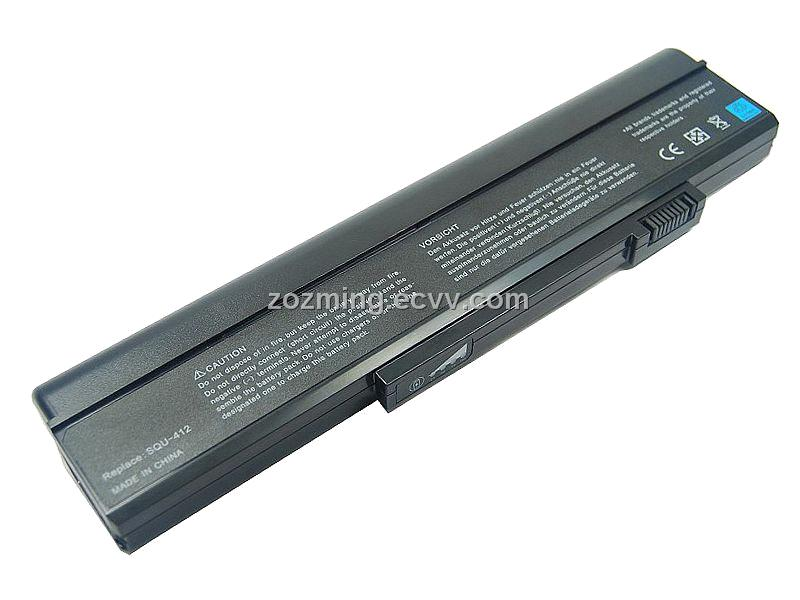 Laptop battery for Gateway 412  10.8V 4400/7200mah series 100% brand new low prices and best quanty