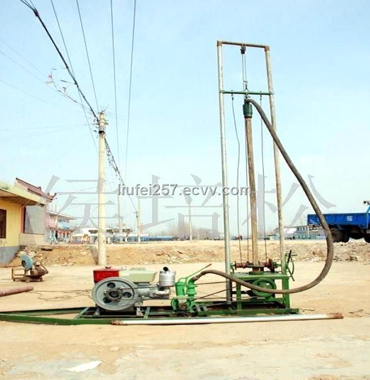 d8f9d26775 Most economic and practical HF80 portable water well drilling equipment