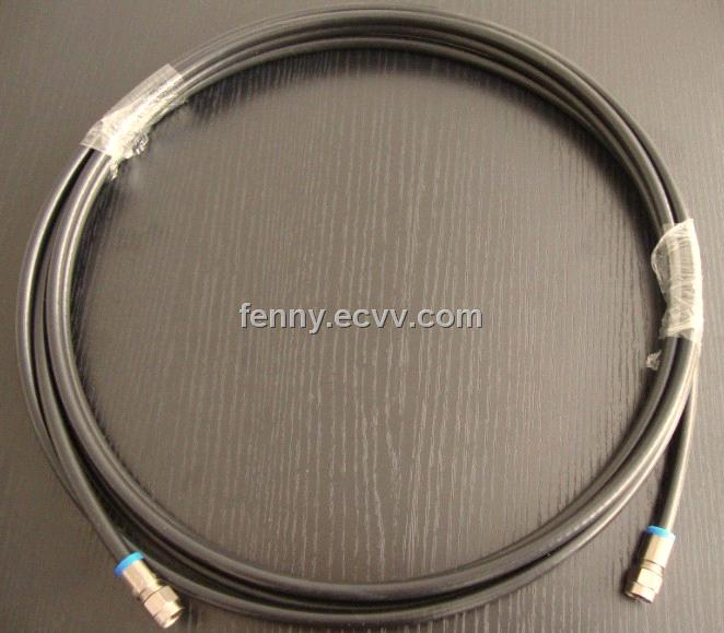 RG6 F-F Connectors Assembly Cable