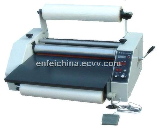Roll Laminating Machine From China Manufacturer