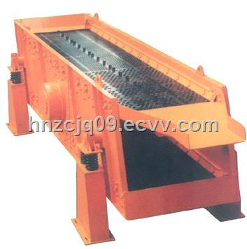 Stone screen machine
