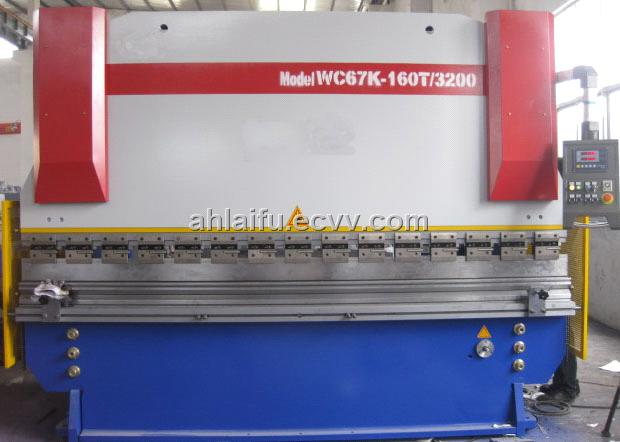 CNC Hydraulic Iron Press Brakes