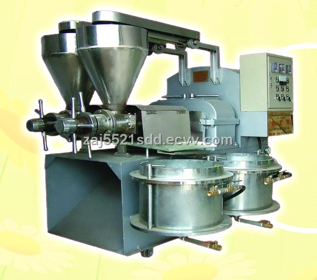 Oil Press Machine 6YL-150 Double Screws
