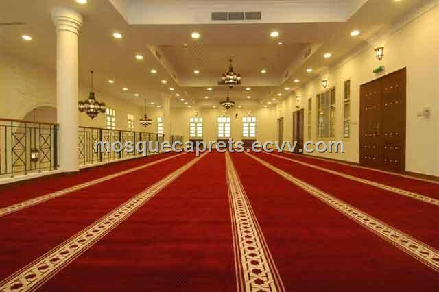 Mosque Carpet From Turkey Manufacturer Manufactory