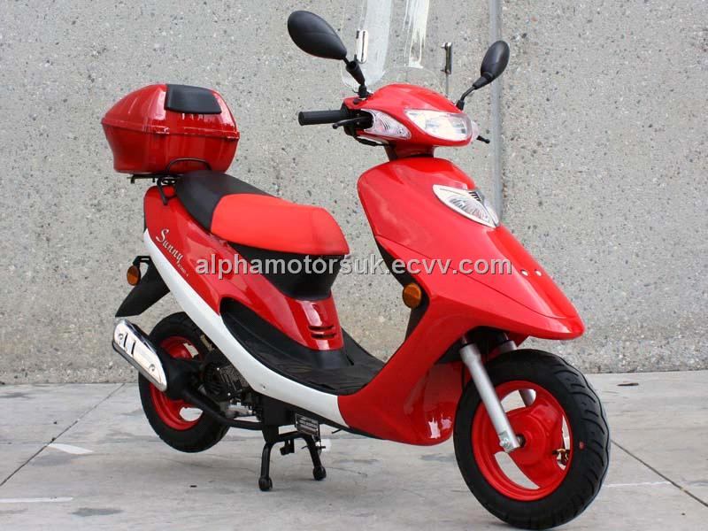 Sunny Gas Moped Motor Scooters (MCJL4 50cc) from United