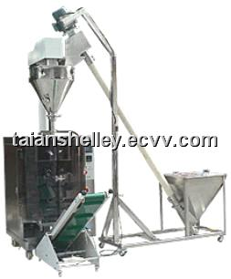 Spiral Power Full Automatic Packing System