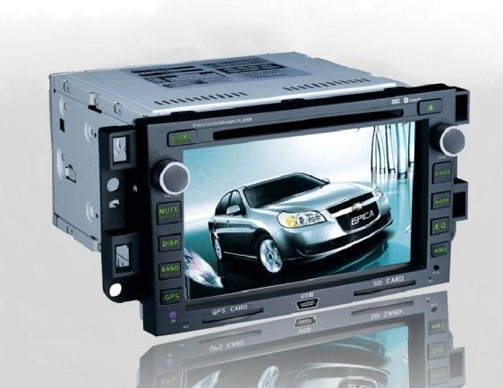 7 inch car dvd player for Epica