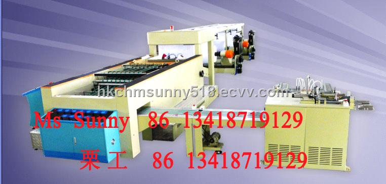 A4 paper reel cutting machine