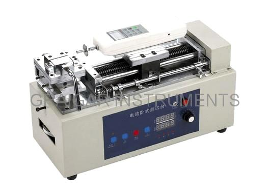 Electric Horizontal Test Stand with CE certificate (AEH-500 Max Load 500N)
