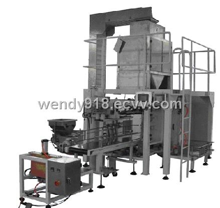 Automatic Granule Packaging Machinery