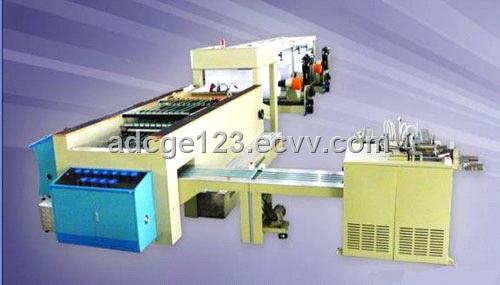 CHM-1400/1700/1900 A4 cut size sheeting and wrapping machine