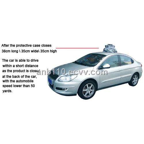 Car Protection Umbrella with Remote Control