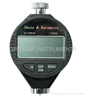 Digital Shore A/C/D Durometer