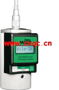 Hay and Silage Moisture Tester