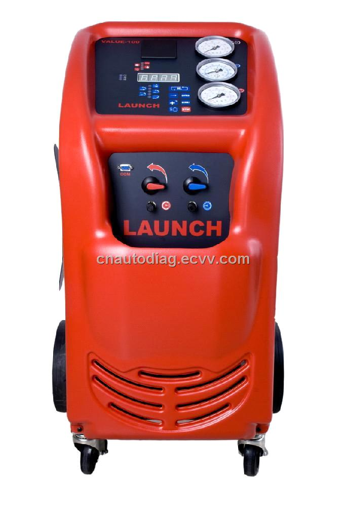 Launch Value-100 A/C Service Station