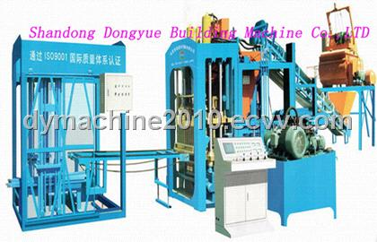 Automatic Hollow Block Making Machine (DONGYUE)