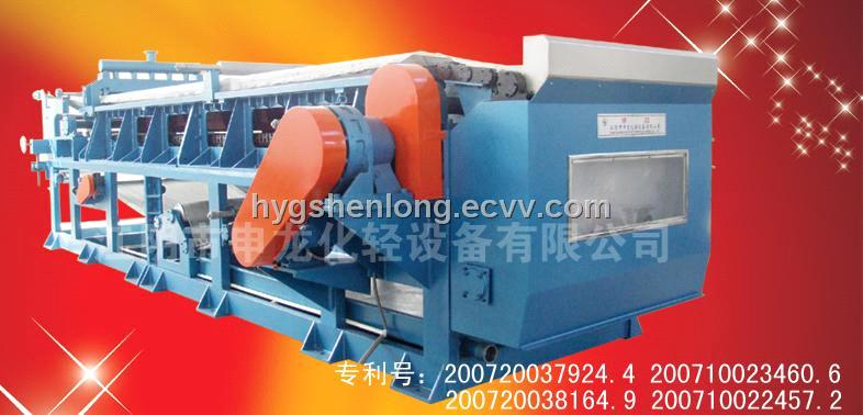 Seal-Pot Vacuum Suction Filtering Machine