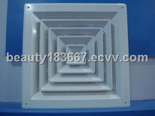 Square Ceiling Air Diffuser From China Manufacturer