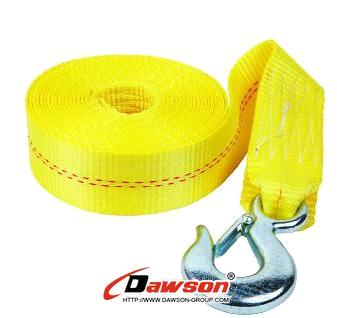 Winch Straps -- China manufacturer, Factory, Supplier)