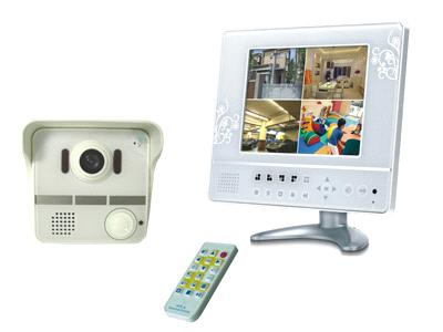 Color Video Door Phone