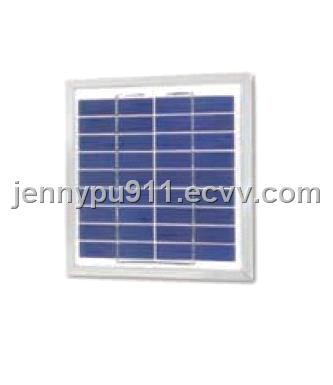 Poly Crystalline Silicon Solar Cell-Panle
