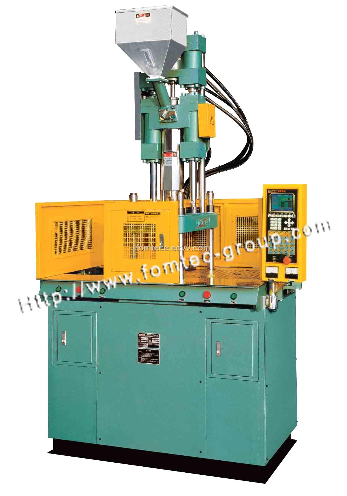 PVC Vertical Injection Machine