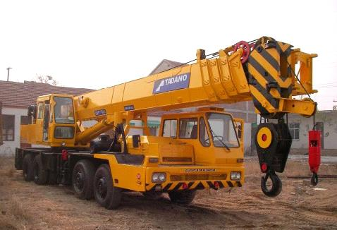 Used Tadano Crane - Mobile Crane from China Manufacturer