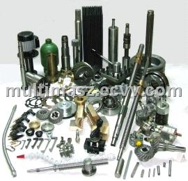 Spare Parts for Machine Tools