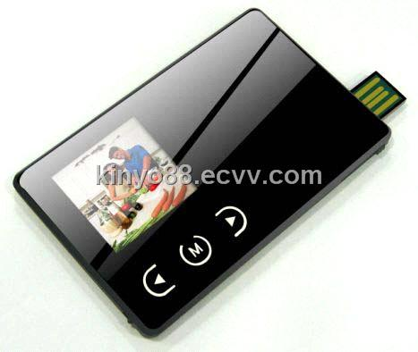 15 Inch Ultra Thin Card 1g U Disk Digital Photo Frame Purchasing