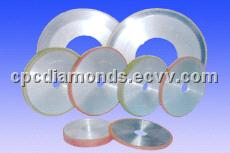 Diamond Wheels for Processing Magnetic Material