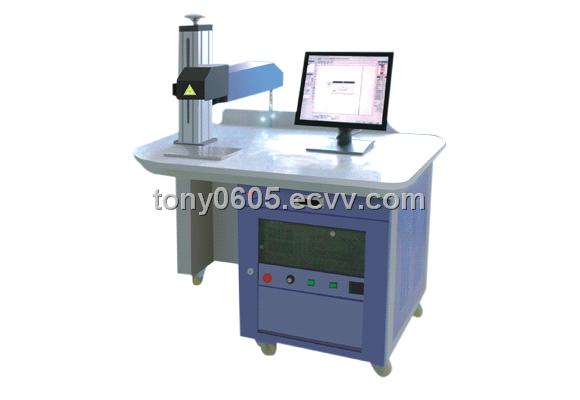 MF High Speed Fiber Laser Marking Machine