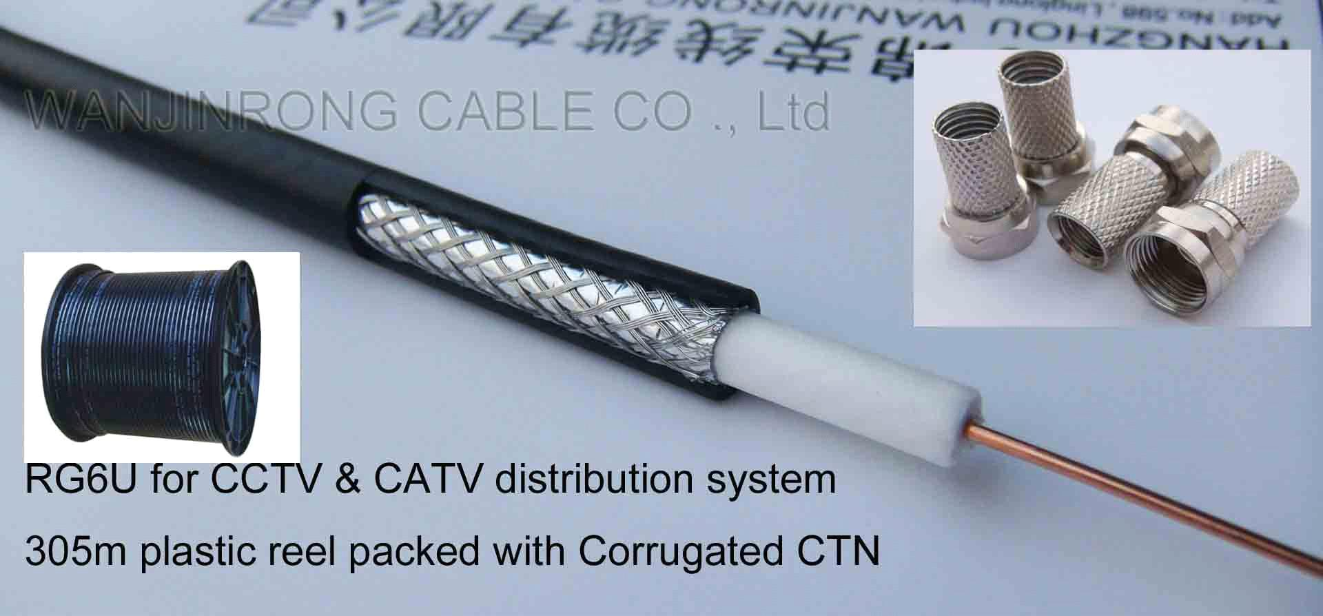 Rg6 Tv Cable Indoor Distribution Use Purchasing Souring Agent Wiring Installation