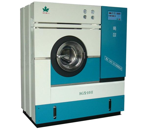 SGX-12 Dual-filter Petroleum Dry Cleaning Machine & Dry ...