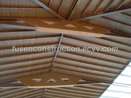 Wood Plastic Composite Wpc Roof Tile Wood Plastic Tile
