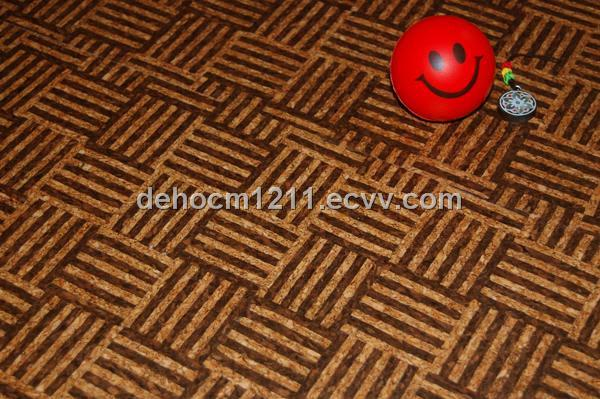 Supply Click Cork Flooring(Model No.9338)