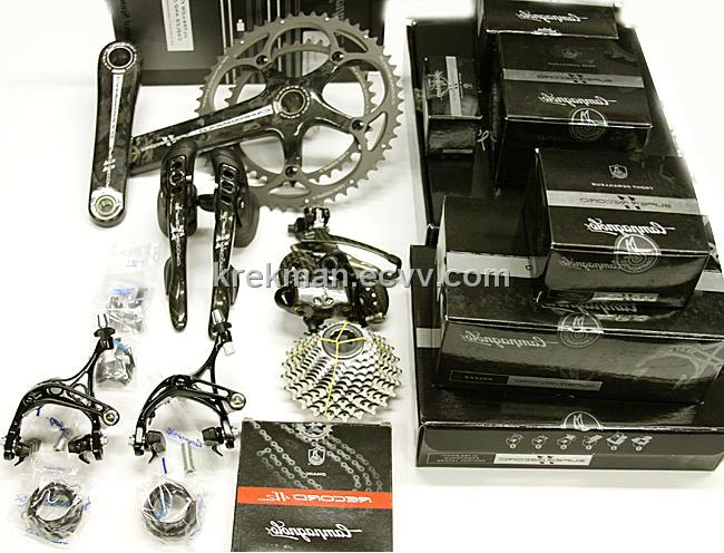 fa34ba79026 New Campagnolo Super Record 11 Speed Group Set from Singapore ...