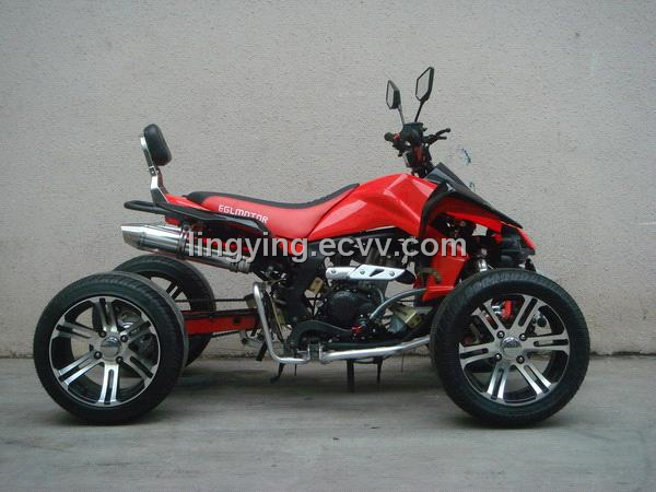 Water-Cooled EEC Racing ATV (250CC)