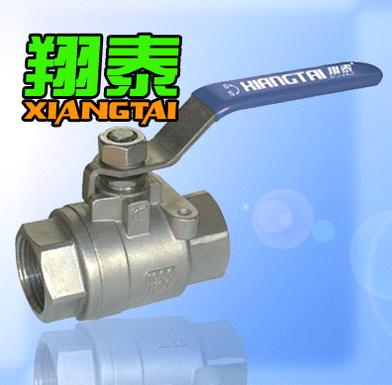 2pc Ball Valve Whit Thread
