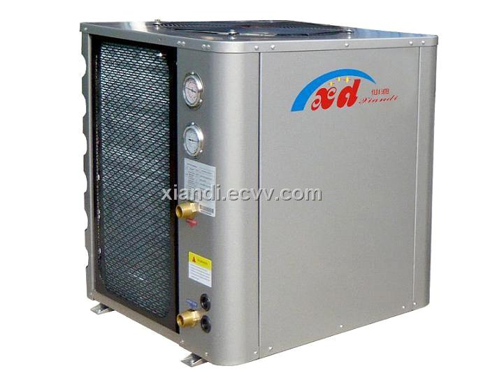 Heat Pump for Central Heating
