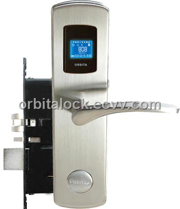 Hotel LED Display MF 1k Card Lock, Hotel IC Card Lock