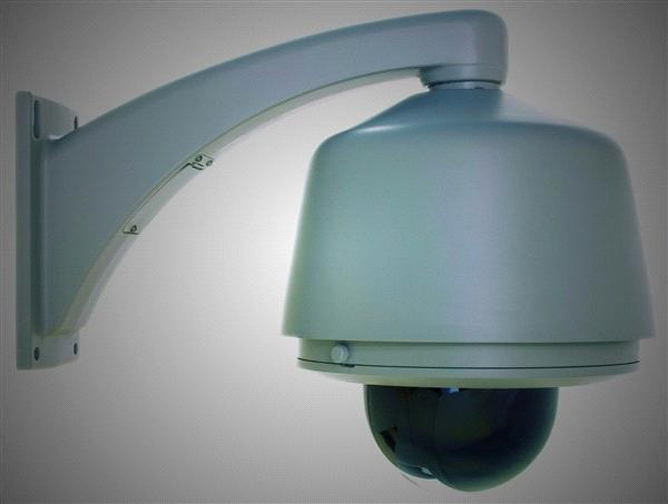 IP Auto Tracking Speed Dome Camera / IP Dome Camera