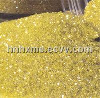 yellow RVD  synthetic diamond