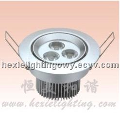 LED hi-power ceiling lamp