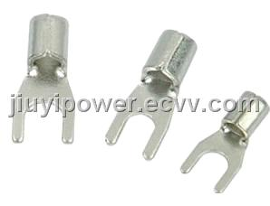 Naked Fork Type Terminal Connector/Wire Connector