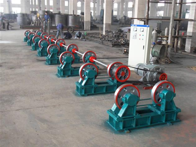 Pre-Stressed Concrete Spun Pole Spinning Machine from China