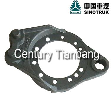 Sinotruk Howo Parts Brake Anchor