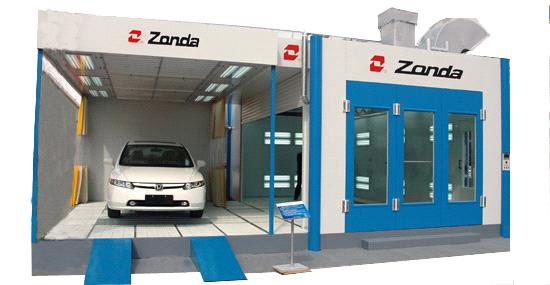 Rooms: Spray Booth, Baking Booth From China Manufacturer