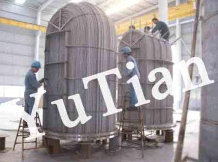 U Shape Pipe Heat Exchanger