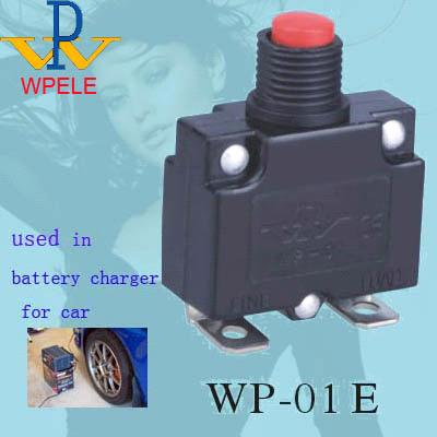WP-01E Overlaod Protector (Manual Reset)
